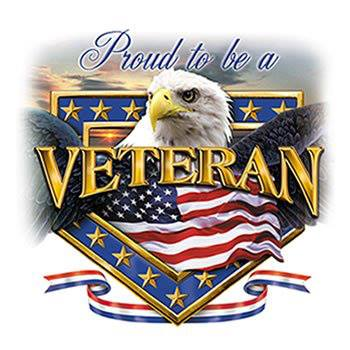 Proud Vet Graphic